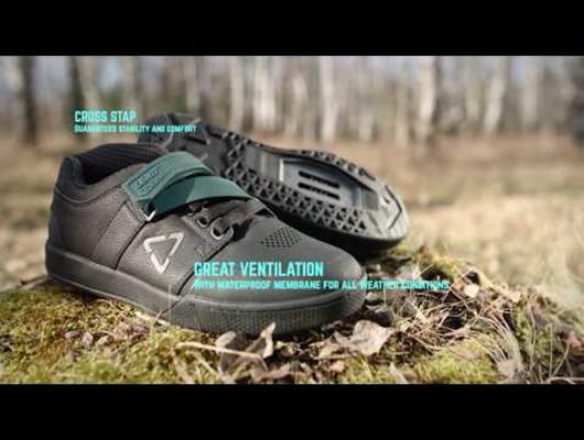 Leatt 4.0 Clip Shoe Tech Video