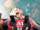 Crazy Aerobatics Team Take Leatt Elite MTB Athletes for a Stunt Flight