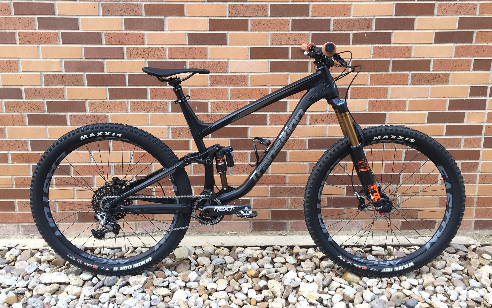 2017 Transition Scout