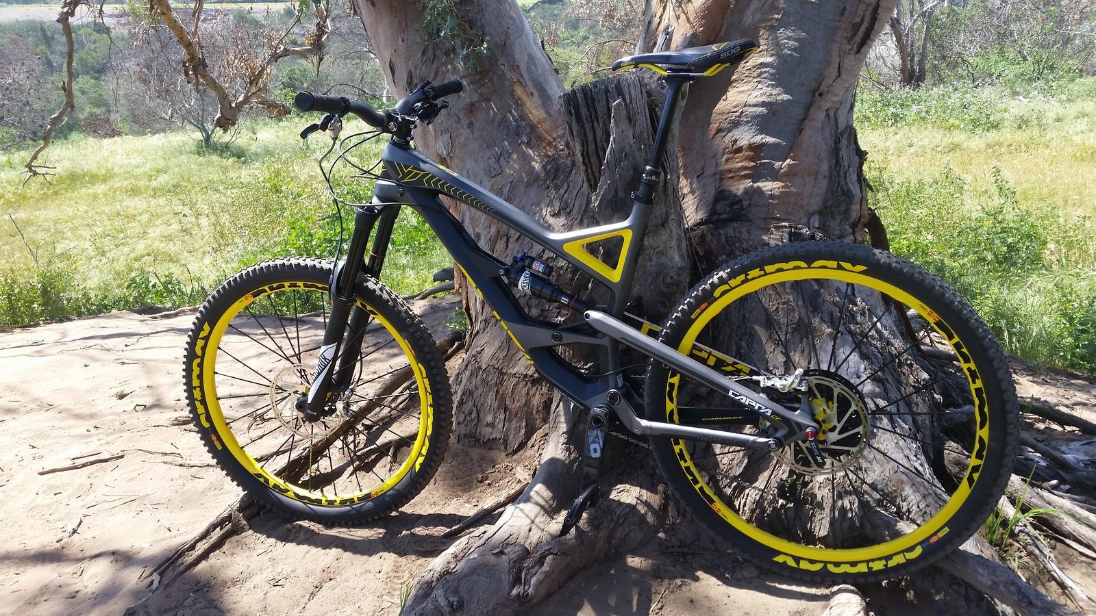 Quick ride in Palos Verdes..