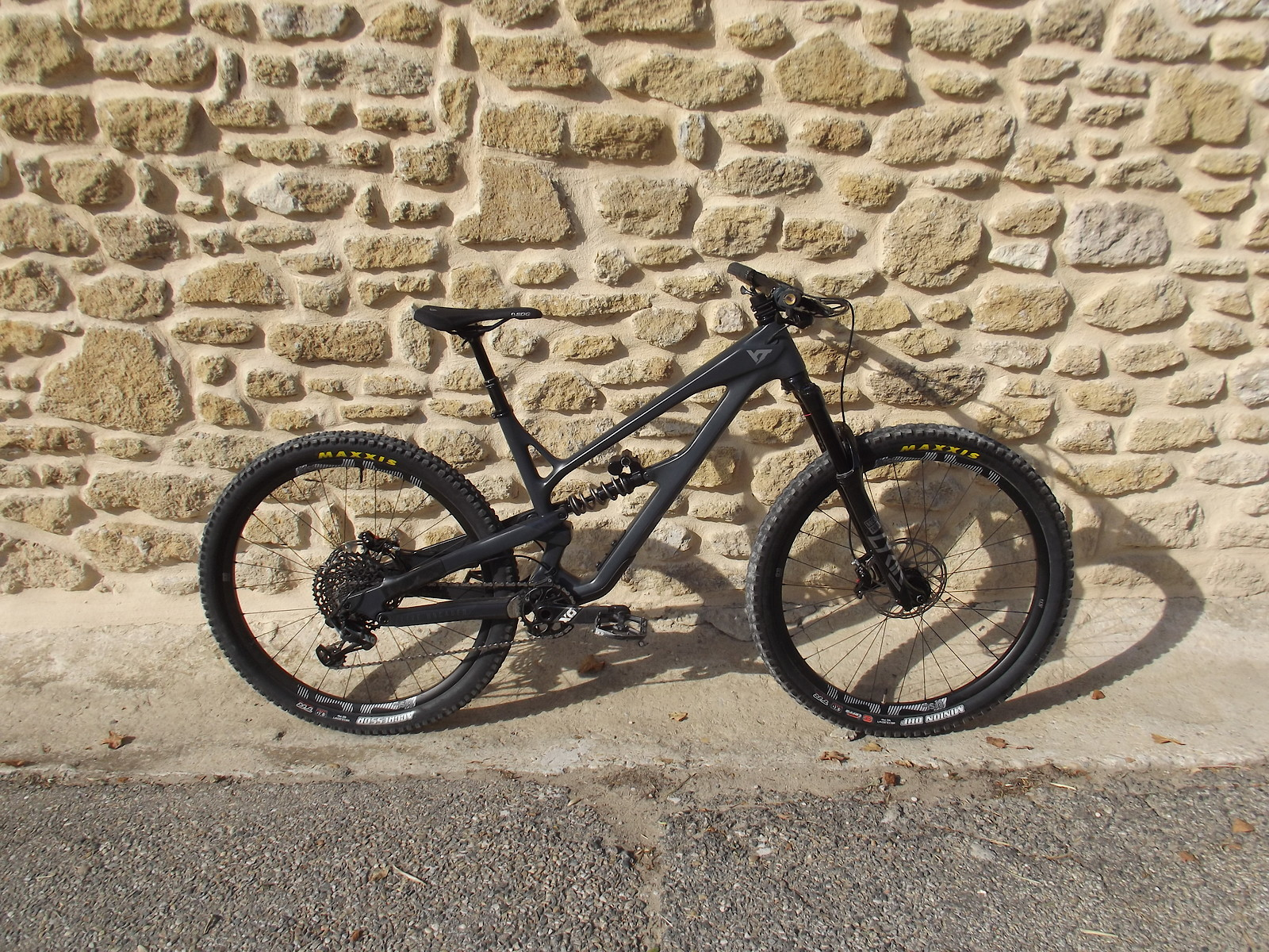 My new play bike