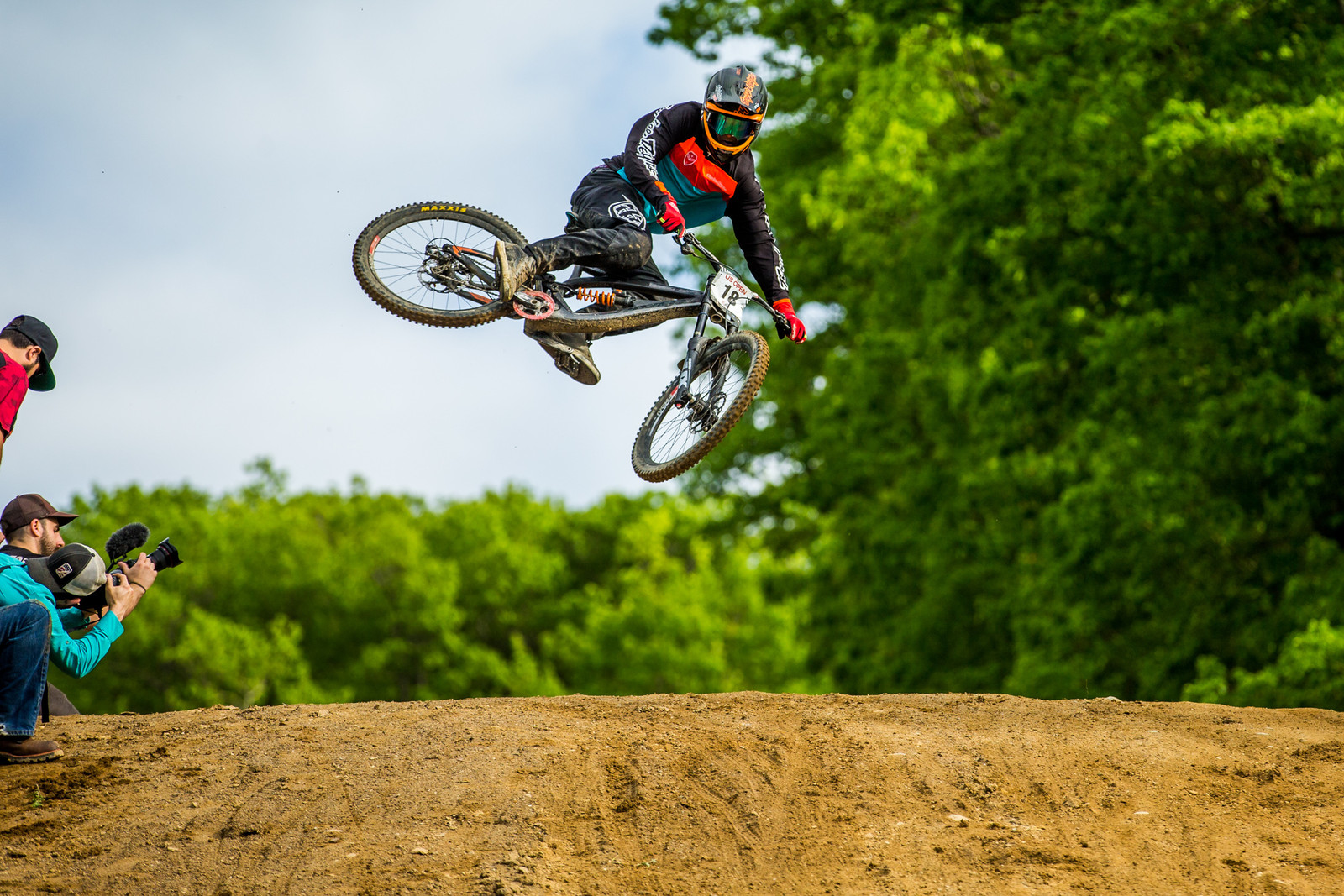 George Ryan - US Open Whip Off! - Mountain Biking Pictures - Vital MTB