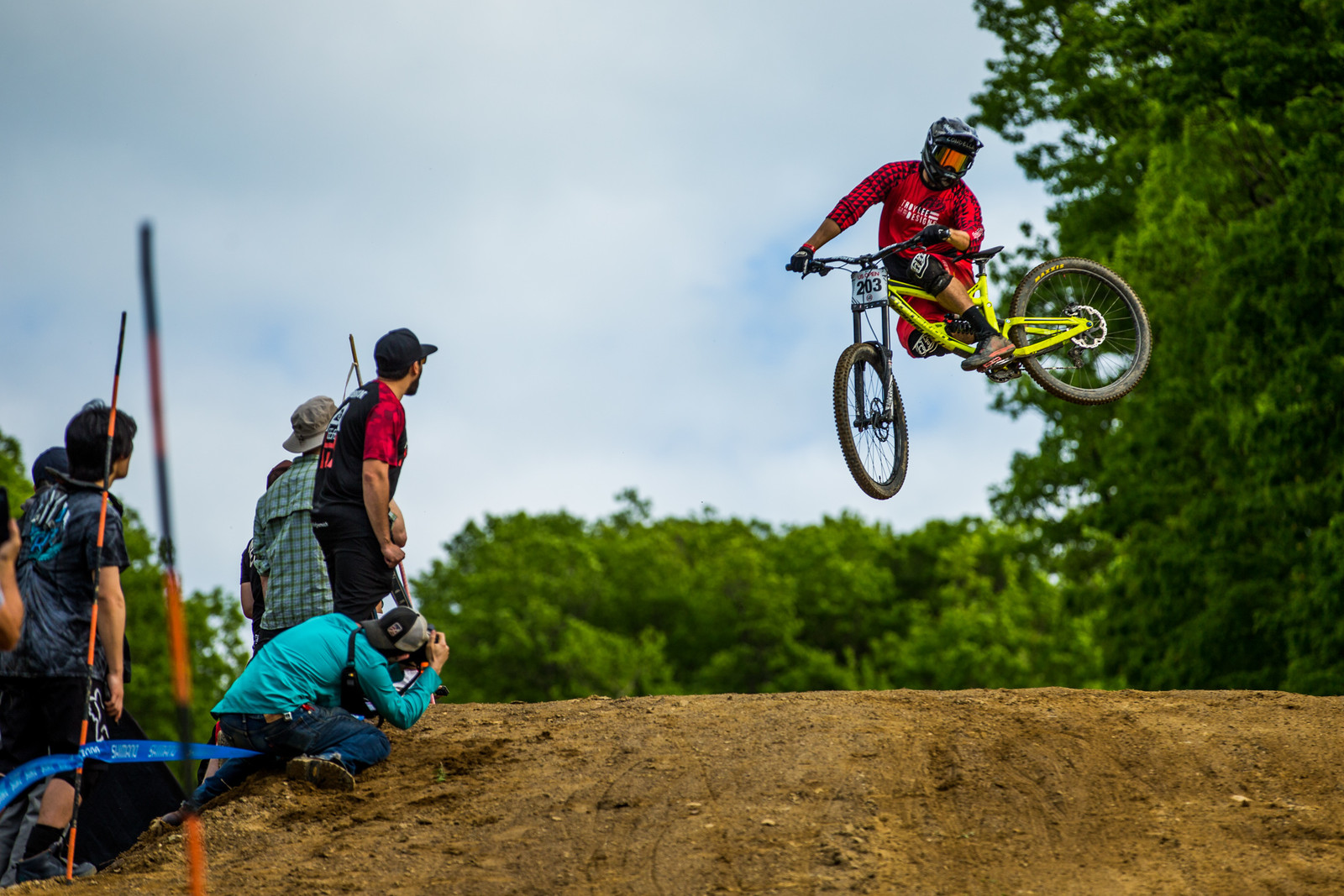 Unknown  - US Open Whip Off! - Mountain Biking Pictures - Vital MTB