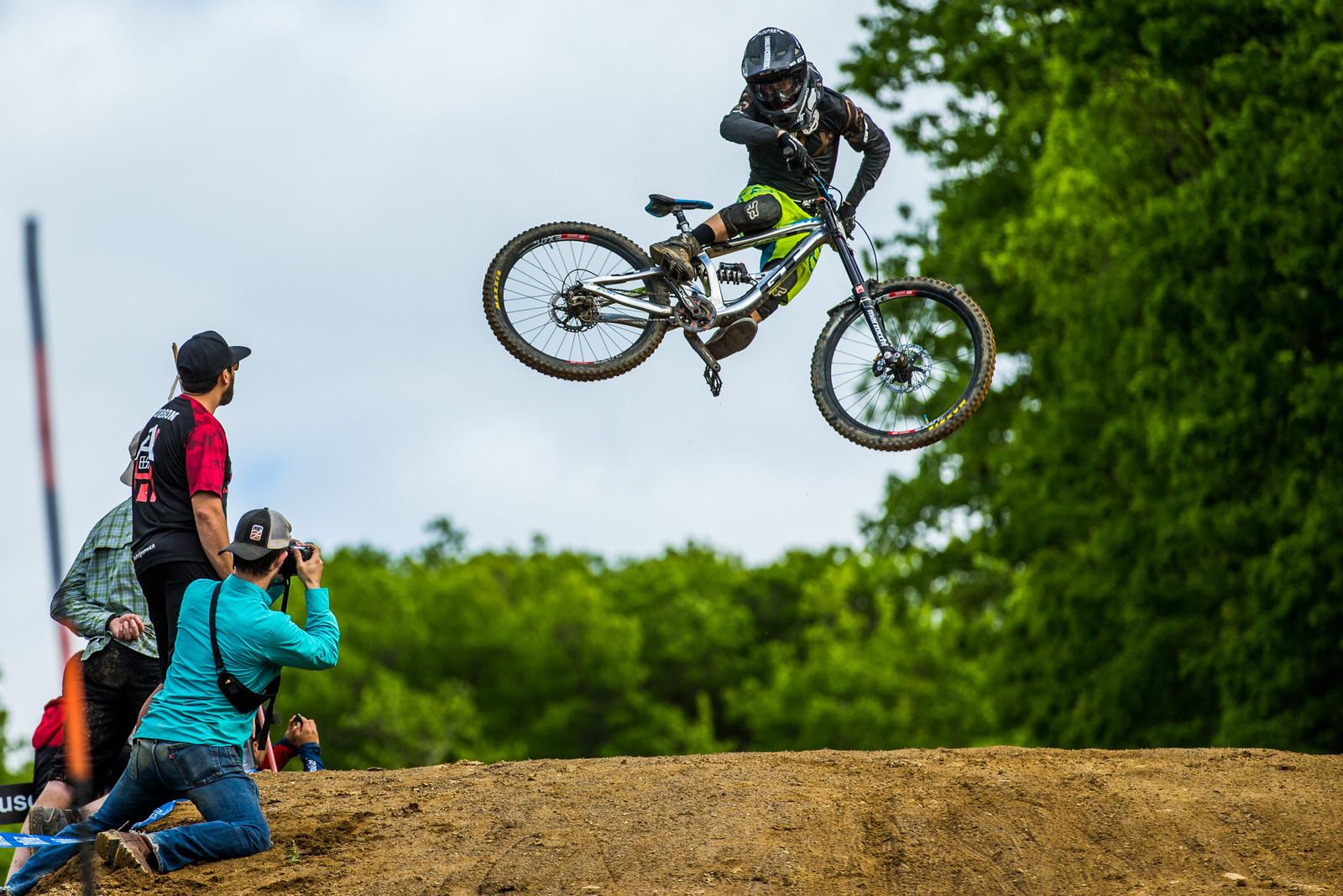 U.S. Open Whip-Off Gallery! Tyler McCaul - US Open Whip Off! - Mountain Biking Pictures - Vital MTB
