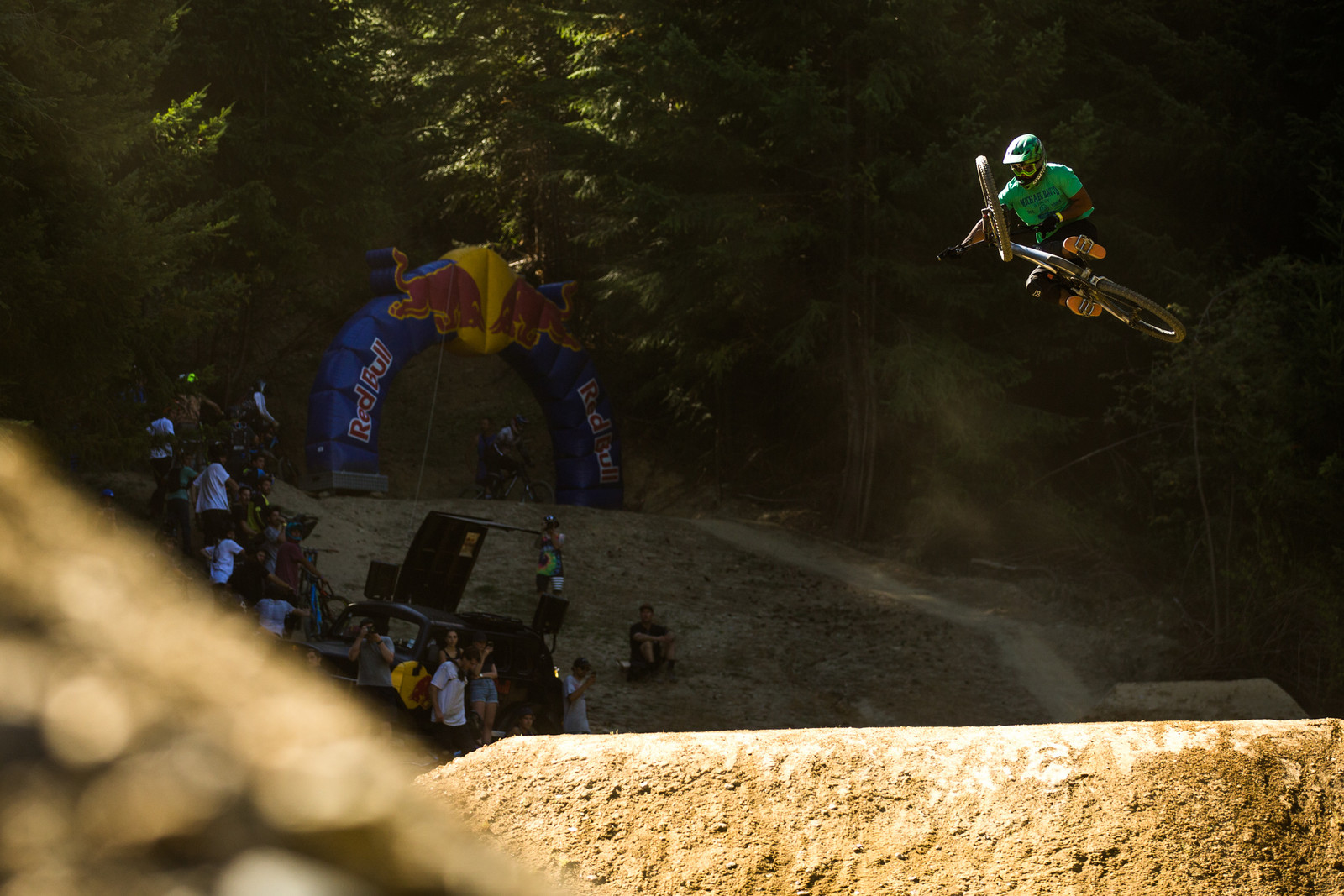 Ray George - McGazza Fest Dream Track Jam - Mountain Biking Pictures - Vital MTB
