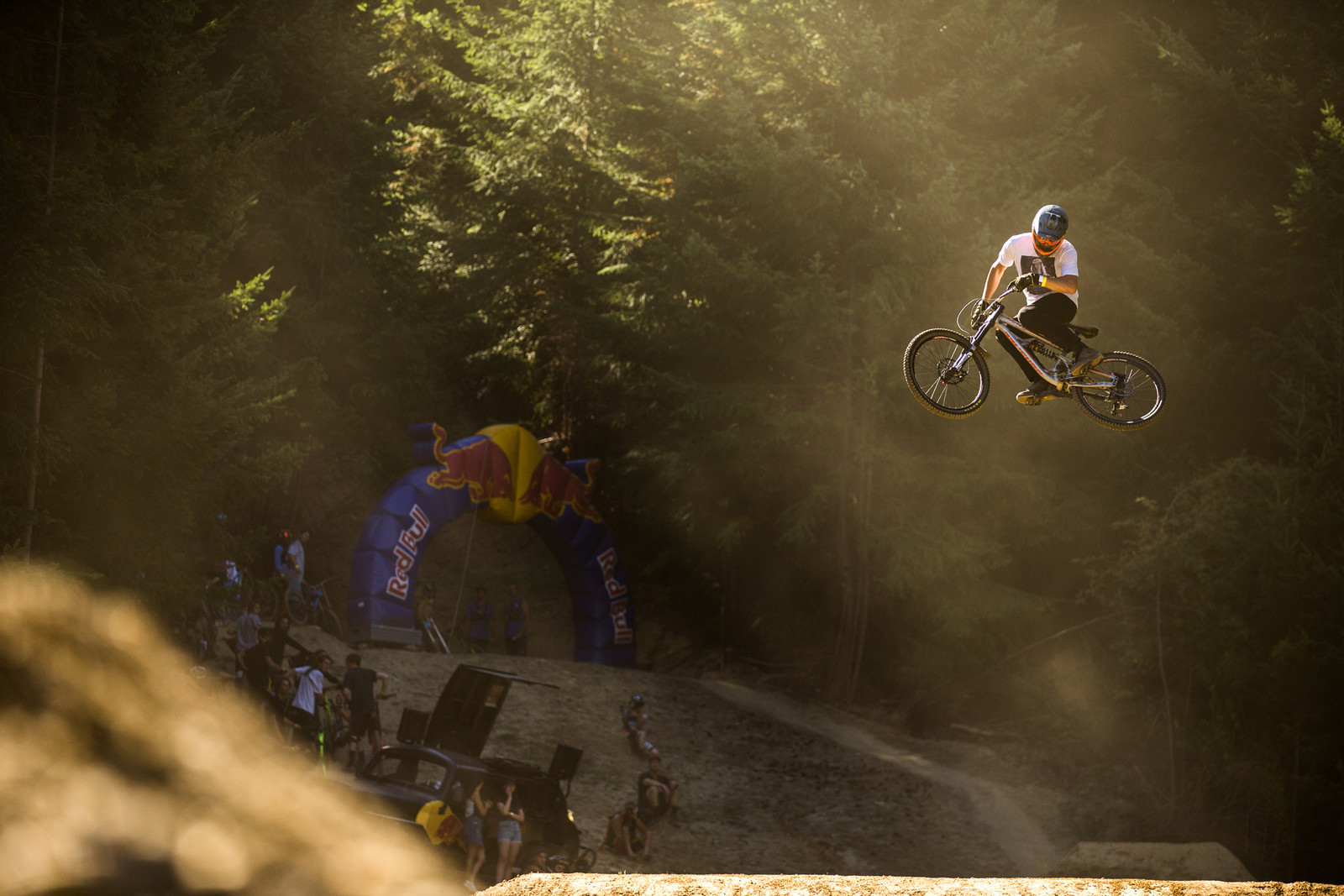 Emmerson Wilkinson - McGazza Fest Dream Track Jam - Mountain Biking Pictures - Vital MTB