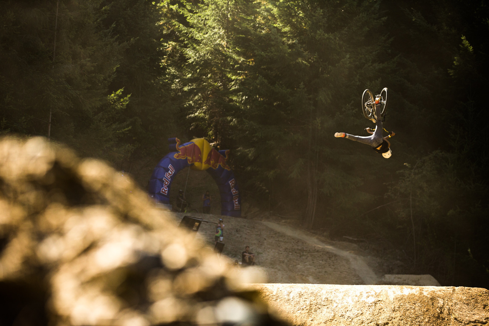 Flip 1-foot-X - McGazza Fest Dream Track Jam - Mountain Biking Pictures - Vital MTB