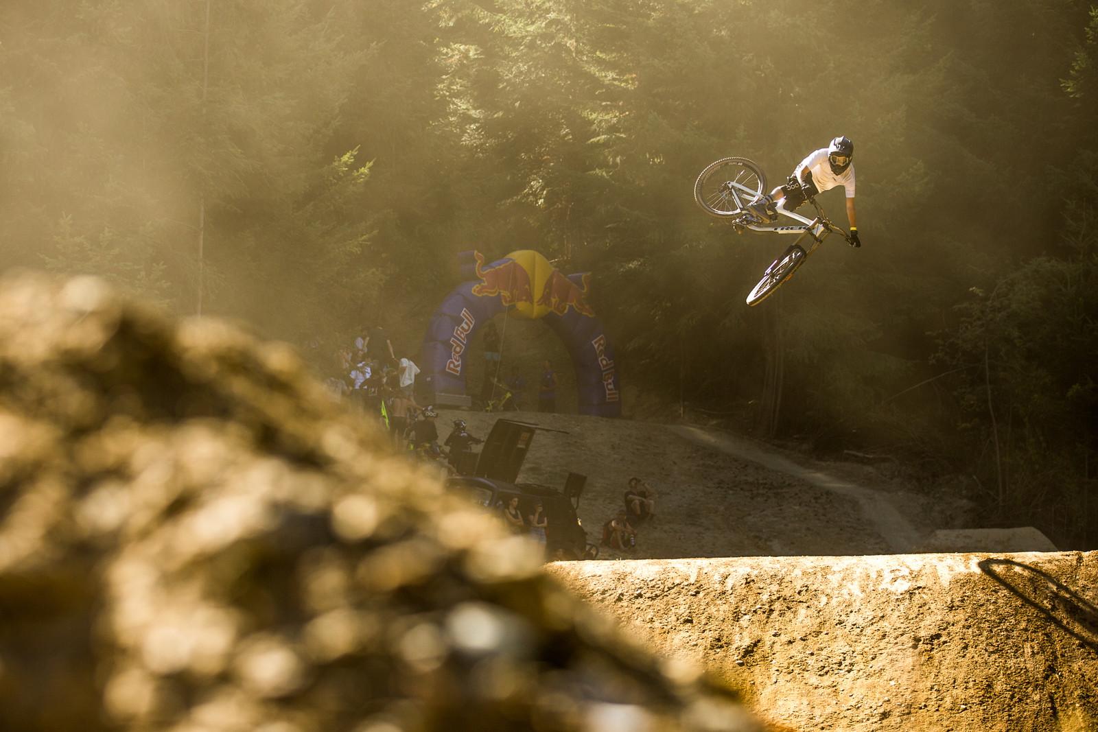 Barney Edwards - McGazza Fest Dream Track Jam - Mountain Biking Pictures - Vital MTB