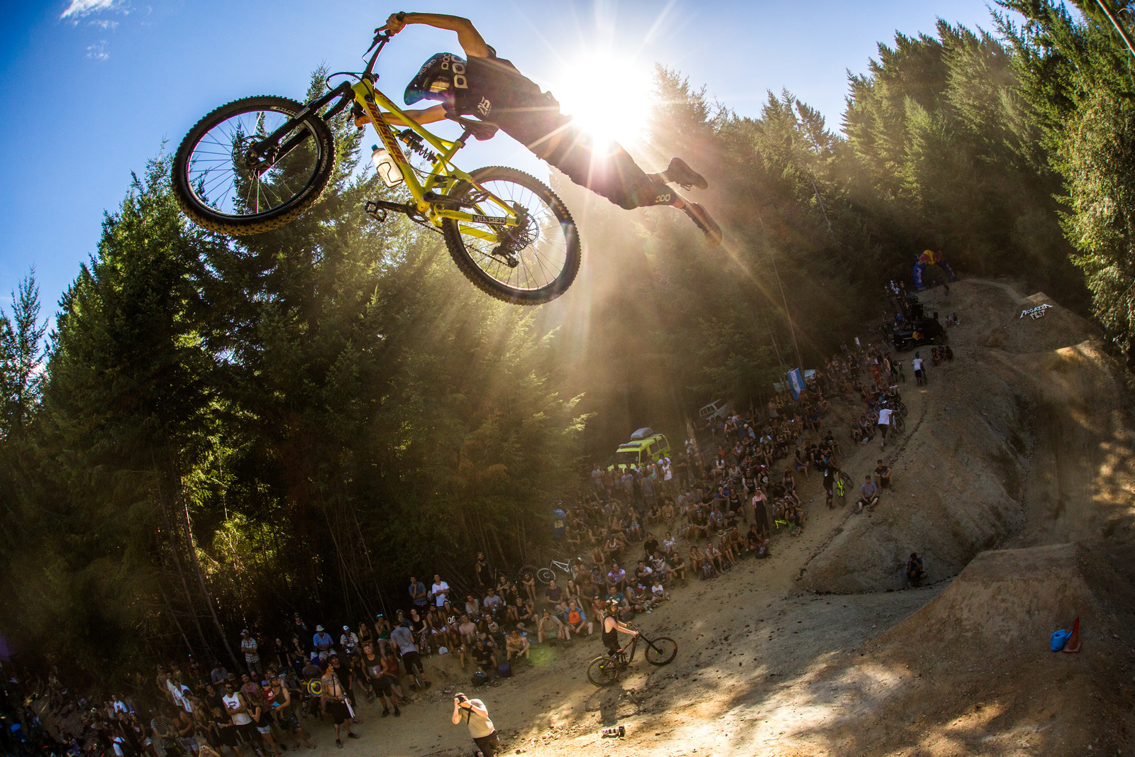 Oliver Cuvet - McGazza Fest Dream Track Jam - Mountain Biking Pictures - Vital MTB