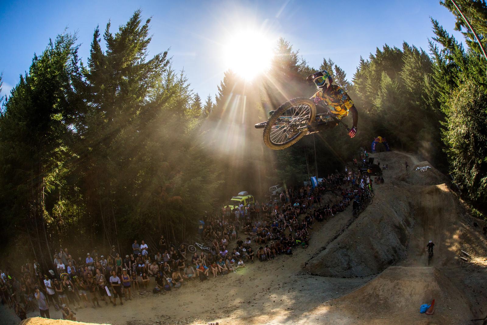 Eliot Jackson - McGazza Fest Dream Track Jam - Mountain Biking Pictures - Vital MTB