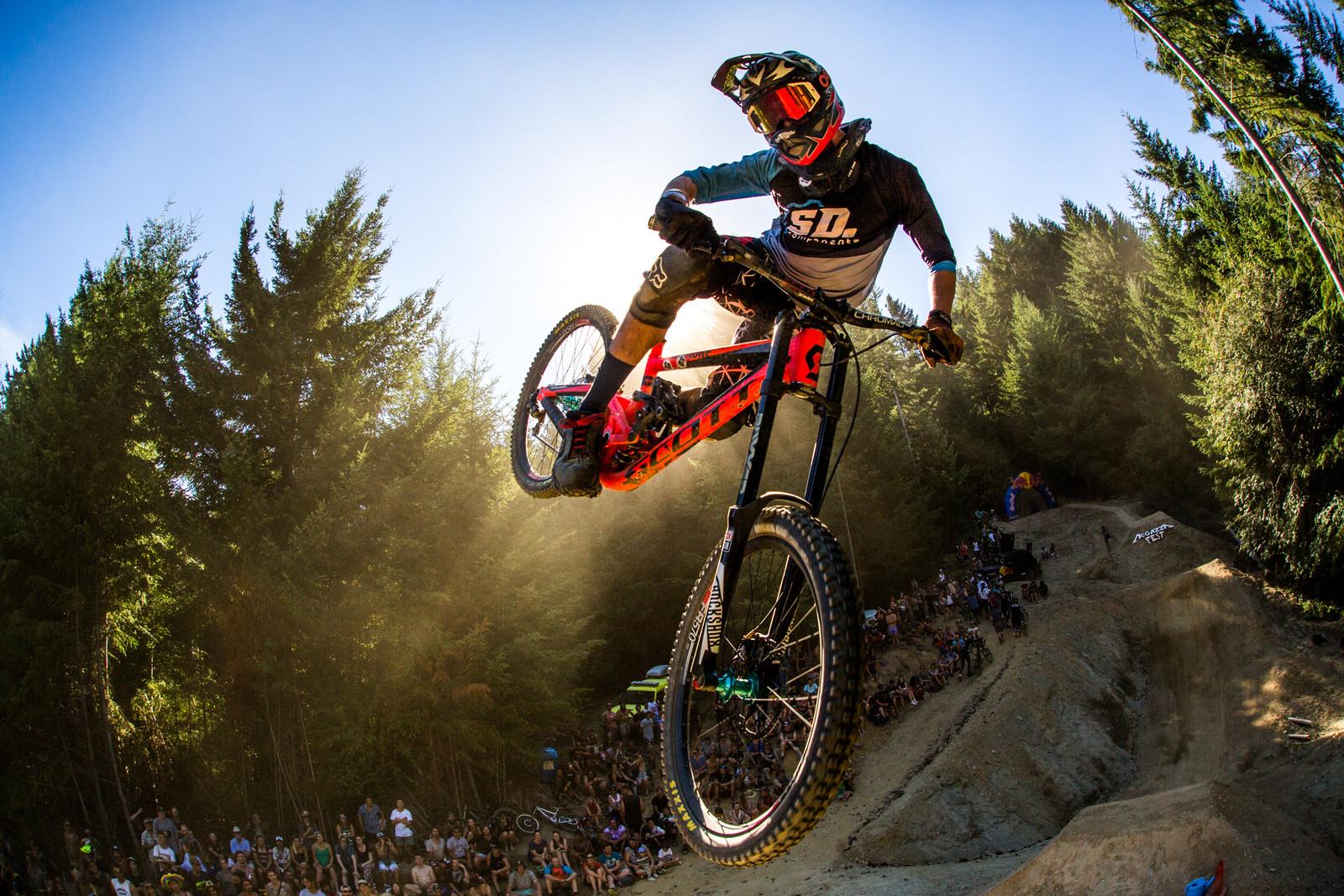 Akira Yamada - McGazza Fest Dream Track Jam - Mountain Biking Pictures - Vital MTB