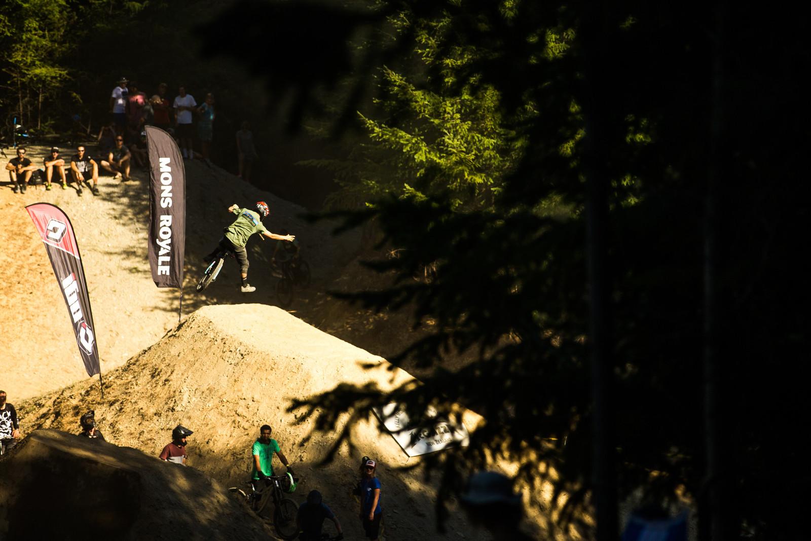 Laurie Greenland - McGazza Fest Dream Track Jam - Mountain Biking Pictures - Vital MTB