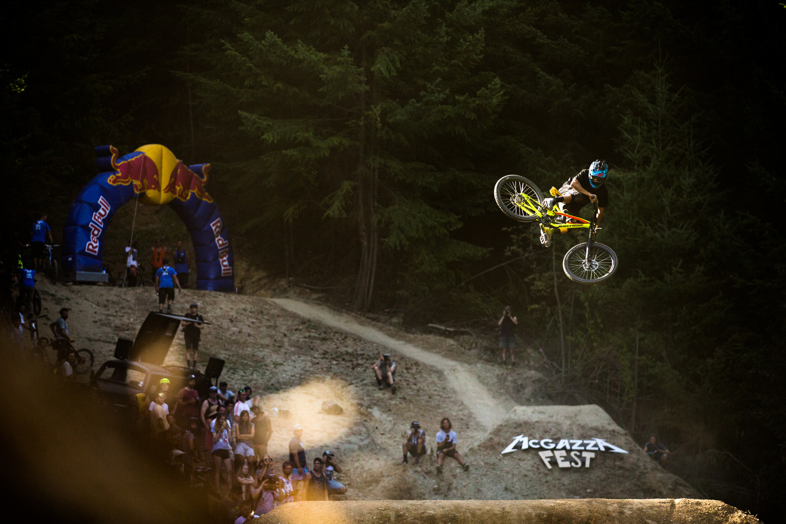 Jackson Davis - McGazza Fest Dream Track Jam - Mountain Biking Pictures - Vital MTB