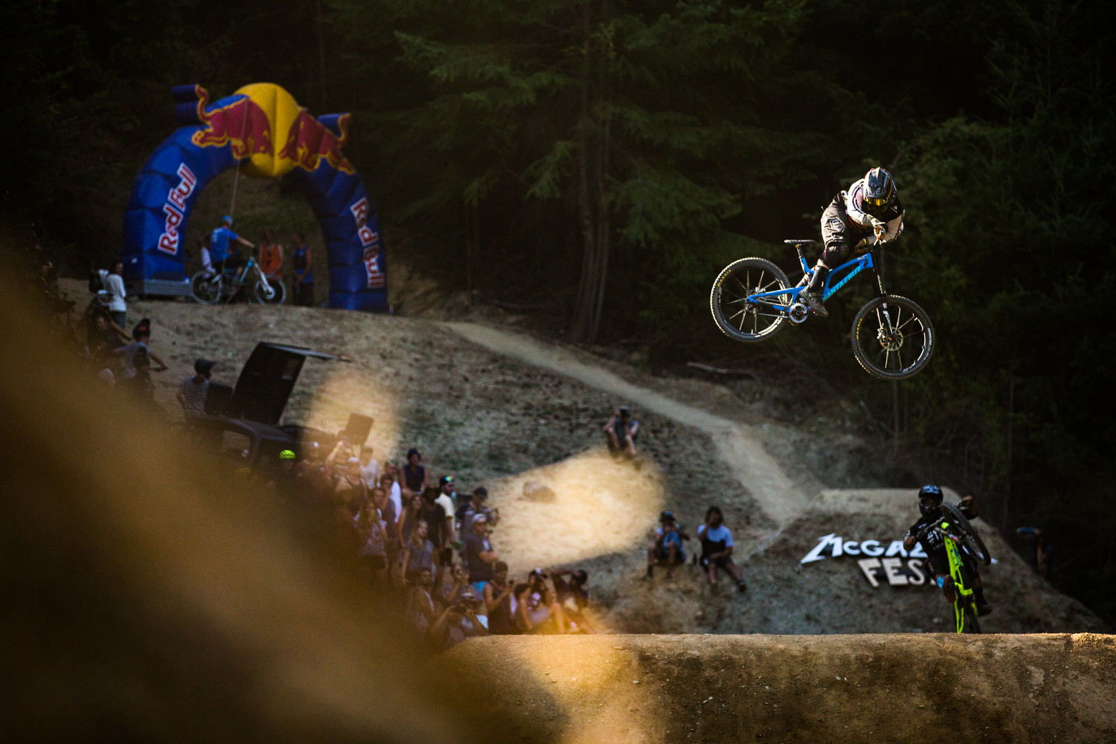 Remy Morton - McGazza Fest Dream Track Jam - Mountain Biking Pictures - Vital MTB