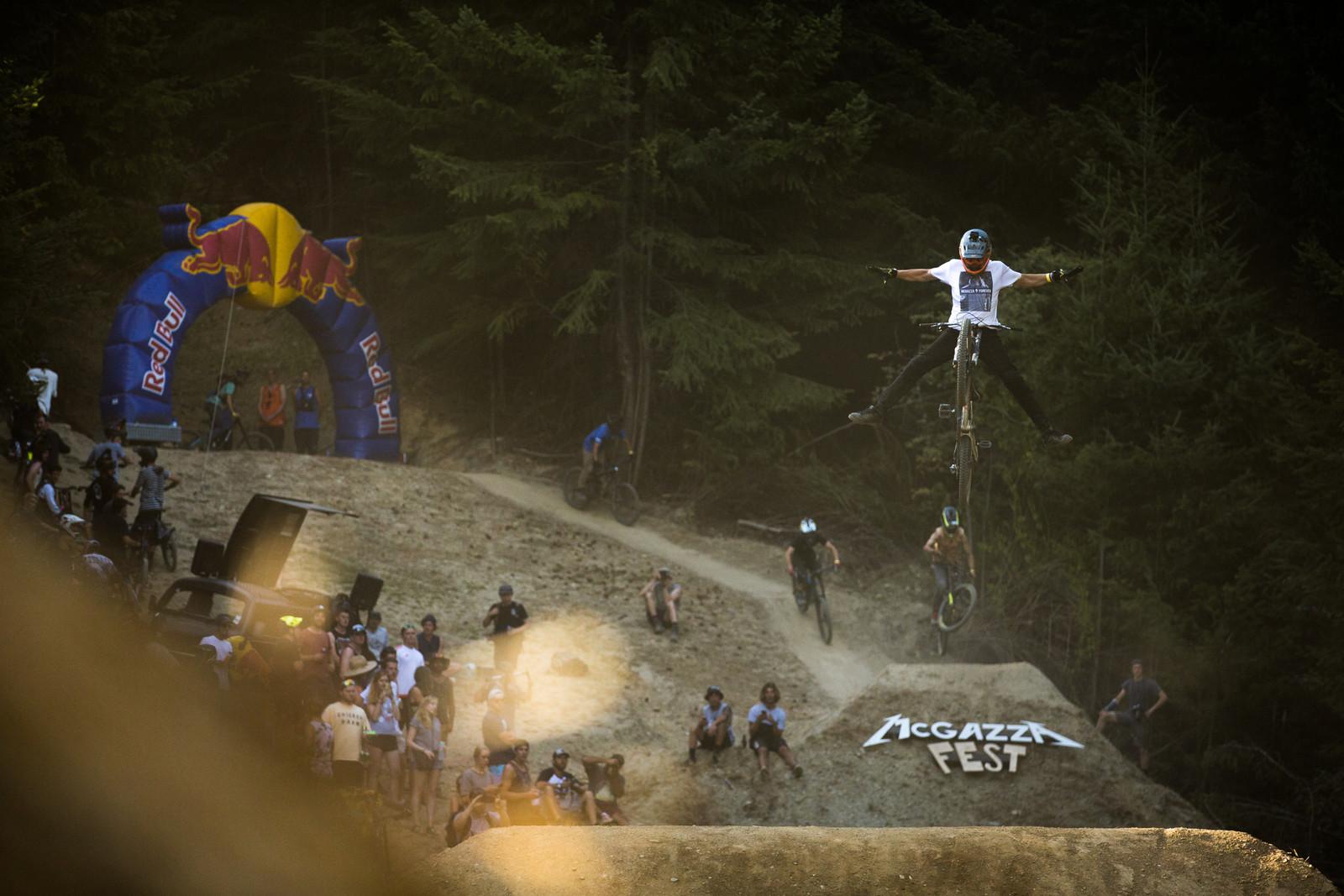 Emmerson Wilkinson - McGazza Fest Dream Track Jam - Mountain Biking Pictures - Vital MTB