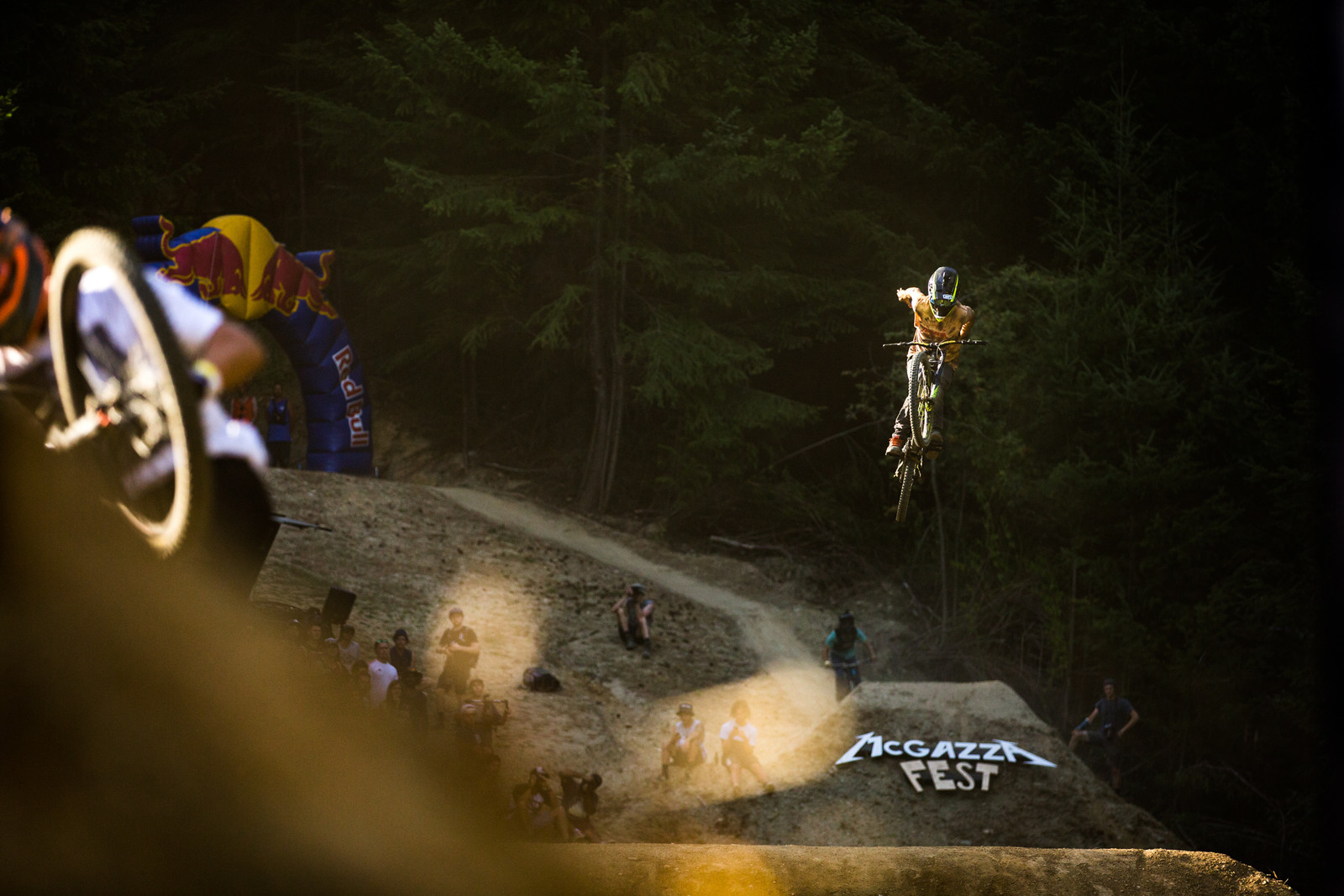 Pang - McGazza Fest Dream Track Jam - Mountain Biking Pictures - Vital MTB