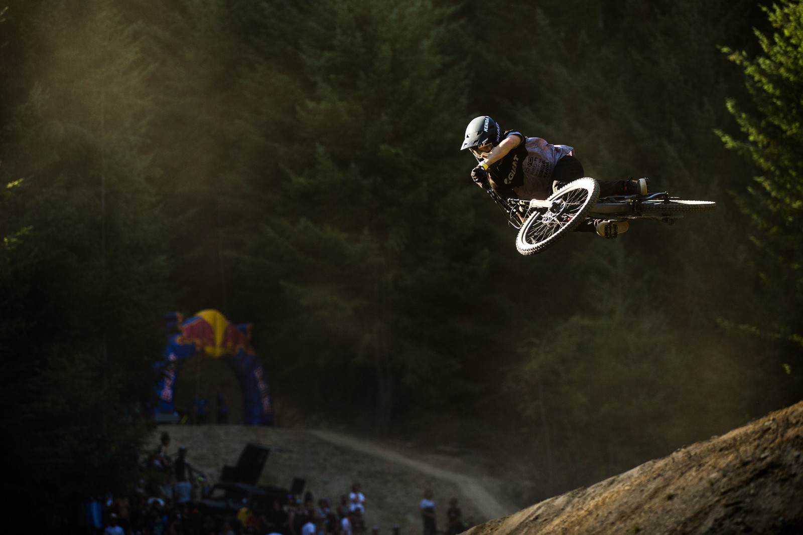 Reece Wallace - McGazza Fest Dream Track Jam - Mountain Biking Pictures - Vital MTB