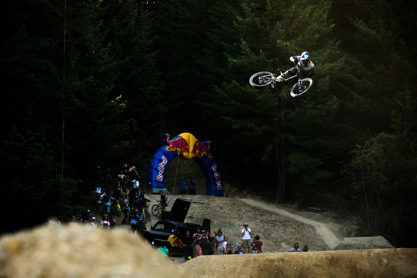 Carson Storch - McGazza Fest Dream Track Jam - Mountain Biking Pictures - Vital MTB