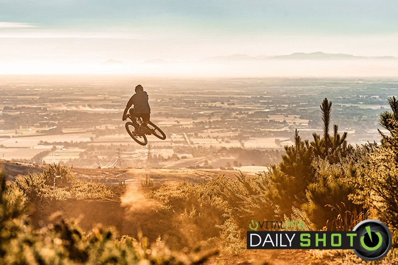 Last Light Selfie - specializedphotog - Mountain Biking Pictures - Vital MTB