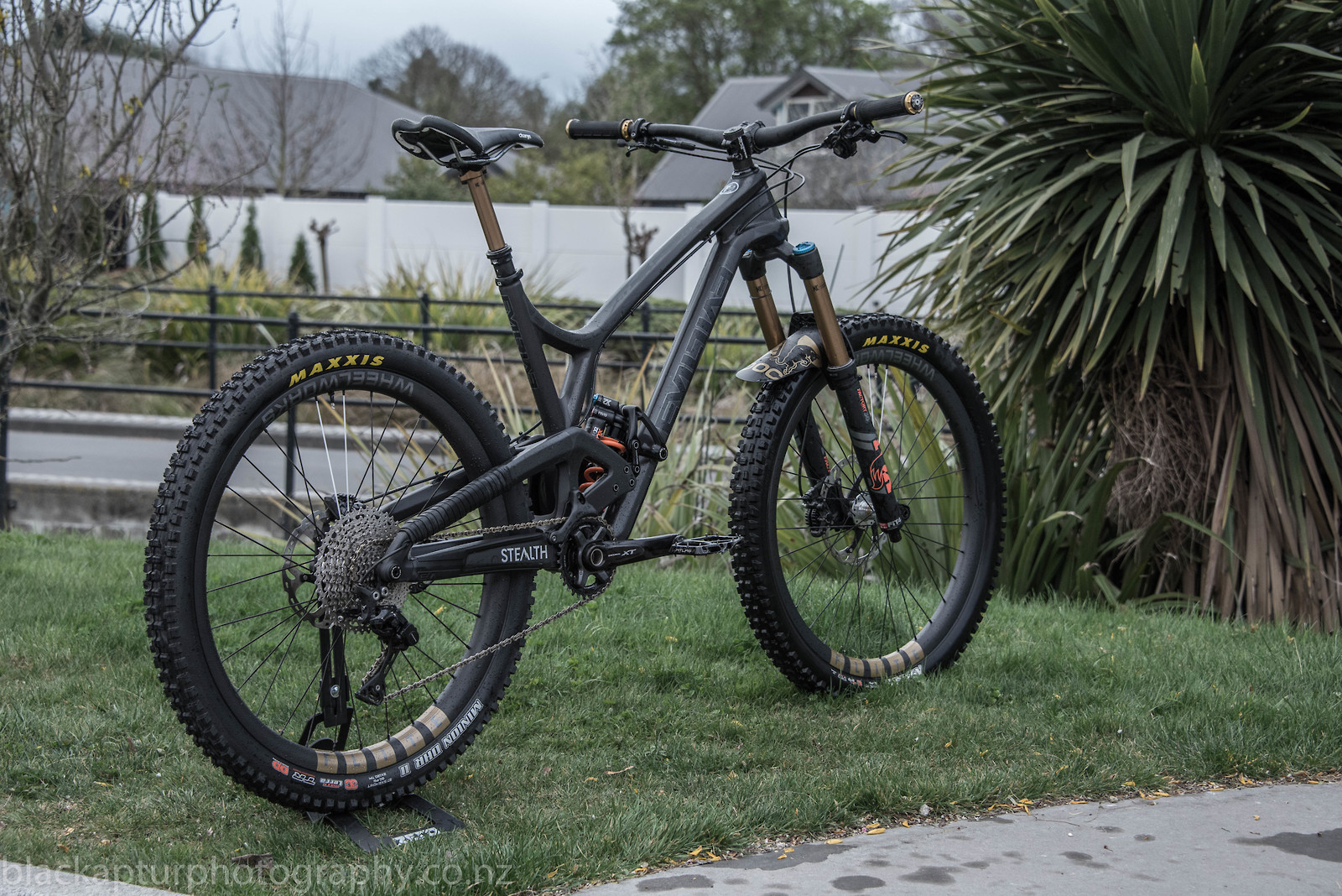 2018 Evil Bikes - The Insurgent - Dream Build (UPDATE)