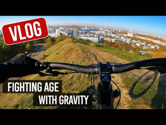 Exploring A Bike Park In The City | Enduro MTB Training at Hammarbybacken