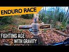 HUNTING For A TOP 50% (again...) | Enduro MTB Race