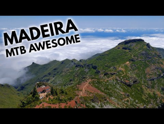 MTB Madeira | Discovering AWESOME Enduro Mountain Biking