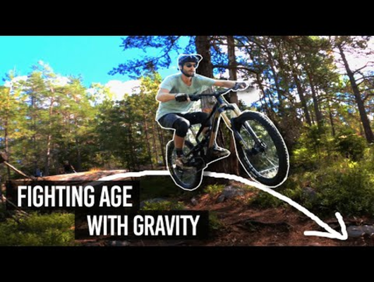 Social MEDIA Enduro?!? | 2020 Gravity Escapades Social Enduro