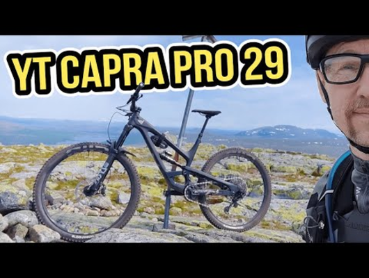 YT CAPRA PRO 29 Review | My First YEAR On The CAPRA