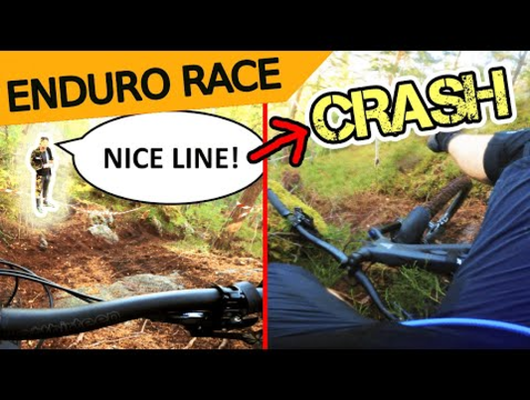 "From ""NICE LINE"" To CRASH In 2 Seconds 