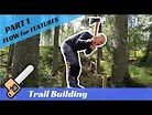 Building A FEATURE PACKED Trail | MTB Trail Building