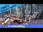 BUILDING the CREEK GAP | MTB Trail Building