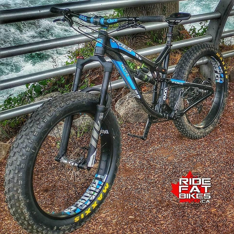 Ridefatbikes.ca Foes Mutz 150