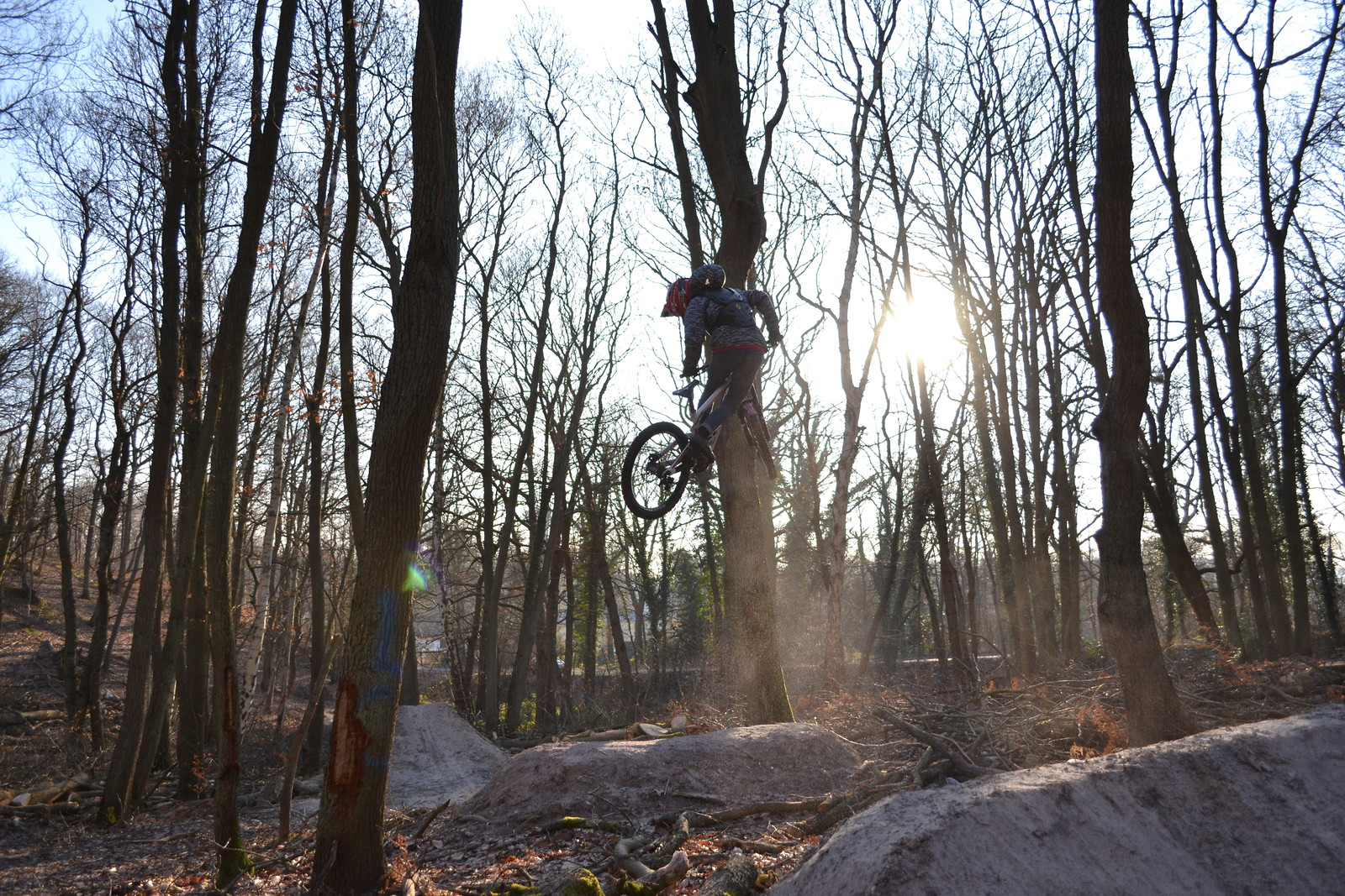 Whip it  - Romuald_Manach - Mountain Biking Pictures - Vital MTB