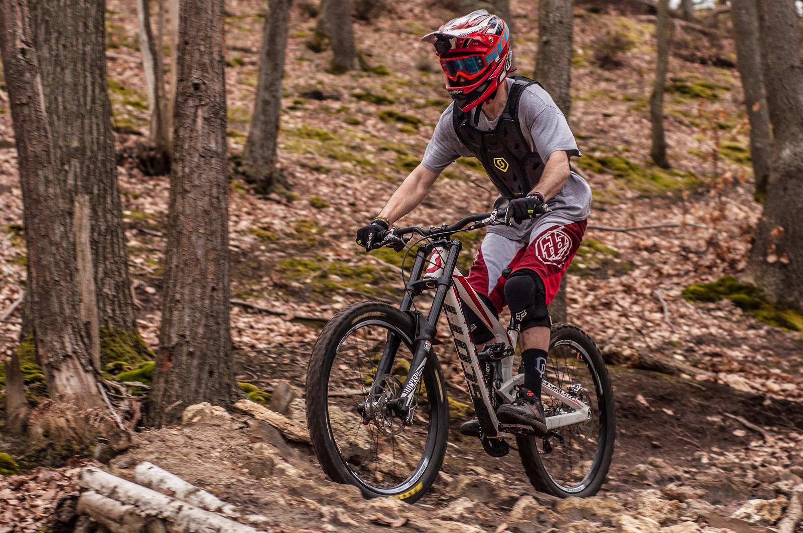 Rock garden - Romuald_Manach - Mountain Biking Pictures - Vital MTB