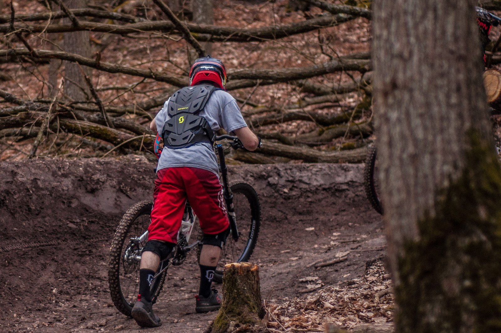 Back to the top - Romuald_Manach - Mountain Biking Pictures - Vital MTB
