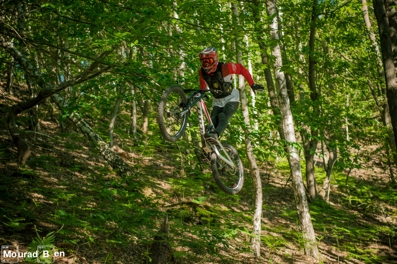No hander - Romuald_Manach - Mountain Biking Pictures - Vital MTB