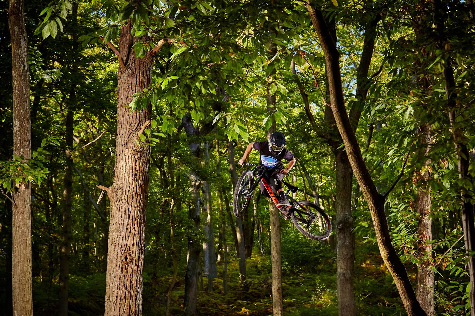 Sideway - Romuald_Manach - Mountain Biking Pictures - Vital MTB