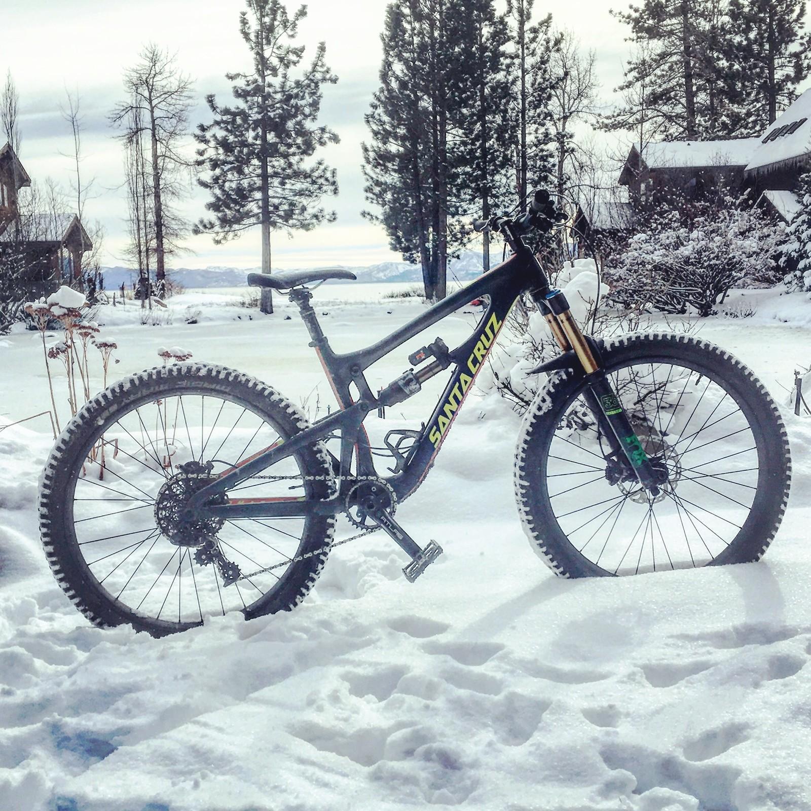 Santa Cruz Snowmad