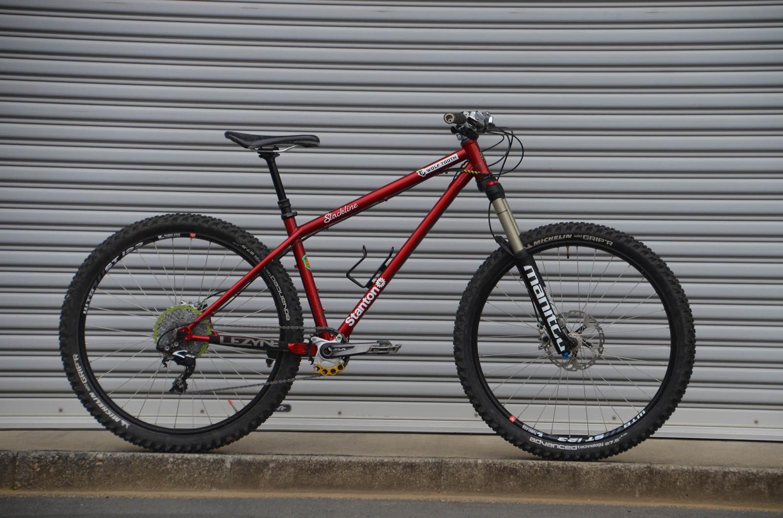 STANTONBIKES SLACKLINE - eng_kbz\'s Bike Check - Vital MTB