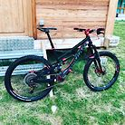 Devinci spartan 2017 custom made with love :) bos, hope, sram eagle