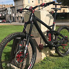 Devinci Spartan 2018 carbon, bos coil and fork, hope, sram eagle