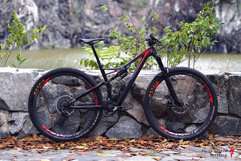 Specialized Stumpjumper FSR Expert Custom