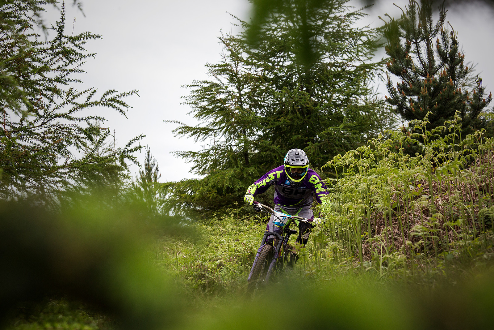 EWS Wicklow #4_2 - Bluegrass Eagle - Mountain Biking Pictures - Vital MTB
