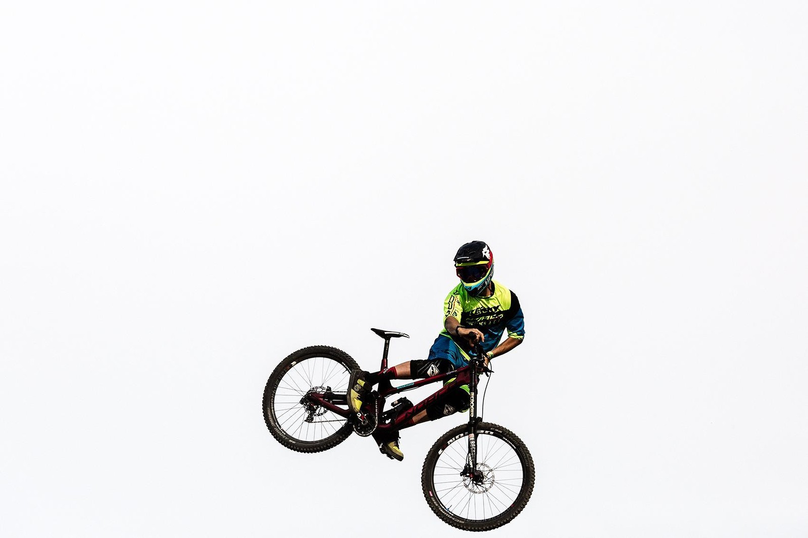 Crankworx Innsbruck_4 - Bluegrass Eagle - Mountain Biking Pictures - Vital MTB