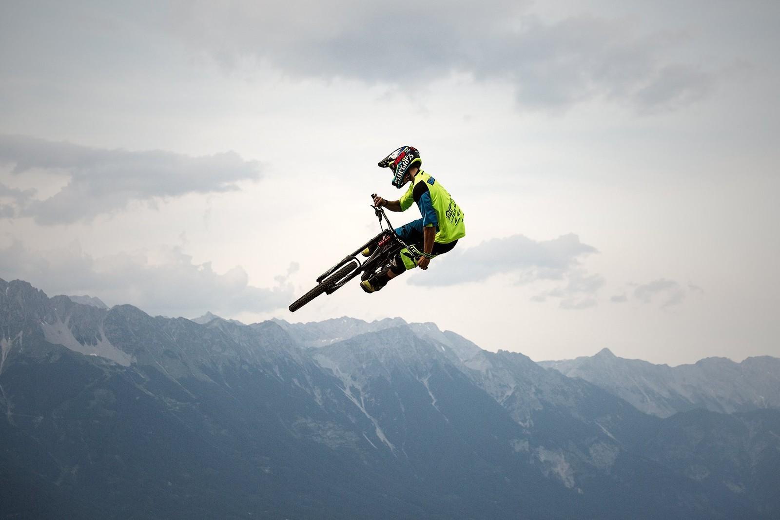 Crankworx Innsbruck_2 - Bluegrass Eagle - Mountain Biking Pictures - Vital MTB