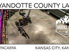 WYANDOTTE COUNTY LAKE   KANSAS CITY, KANSAS   CHUPACABRA & A BUSTED DERAILLEUR