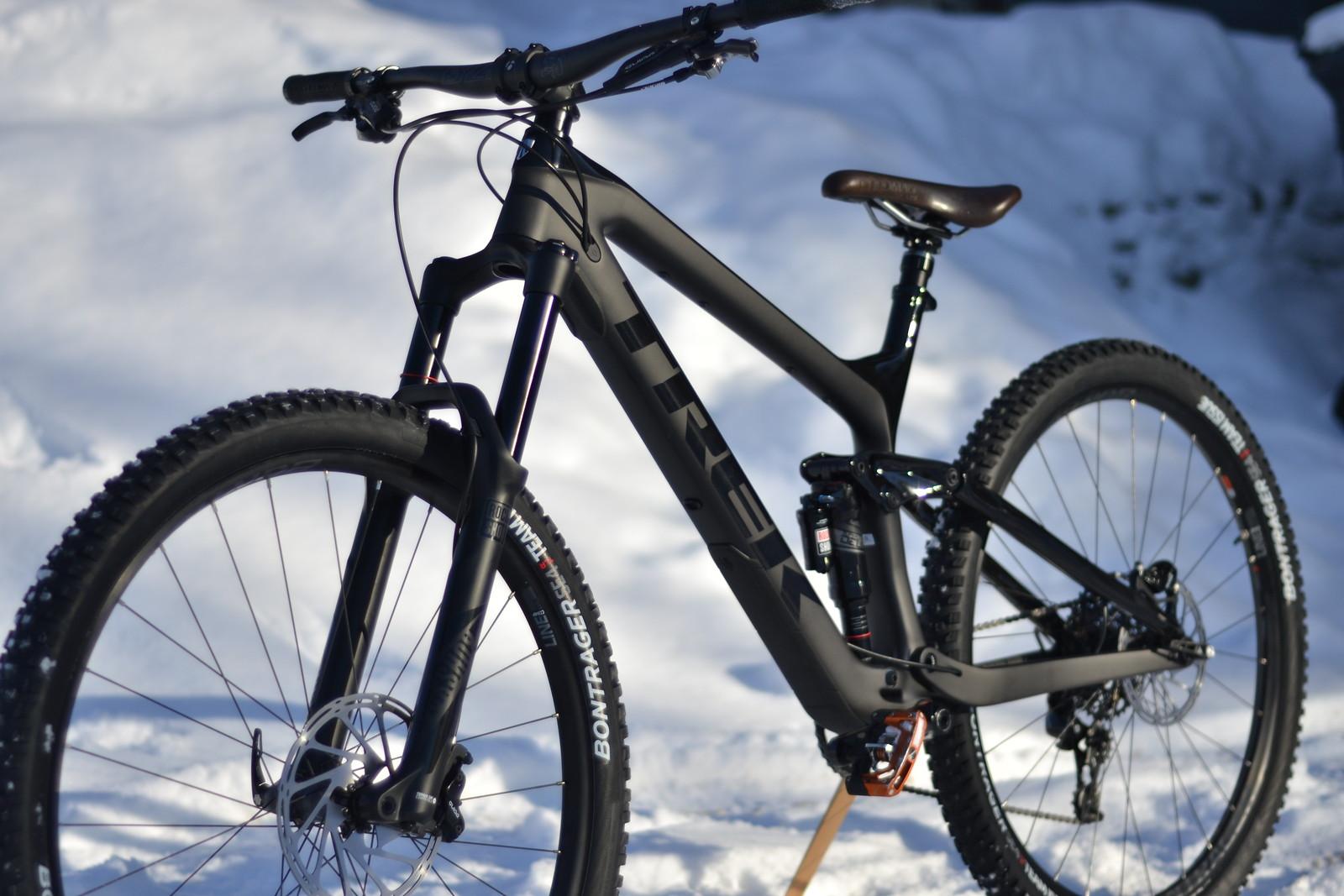 2017 Trek Slash 9 8 Loiic33 S Bike Check Vital Mtb
