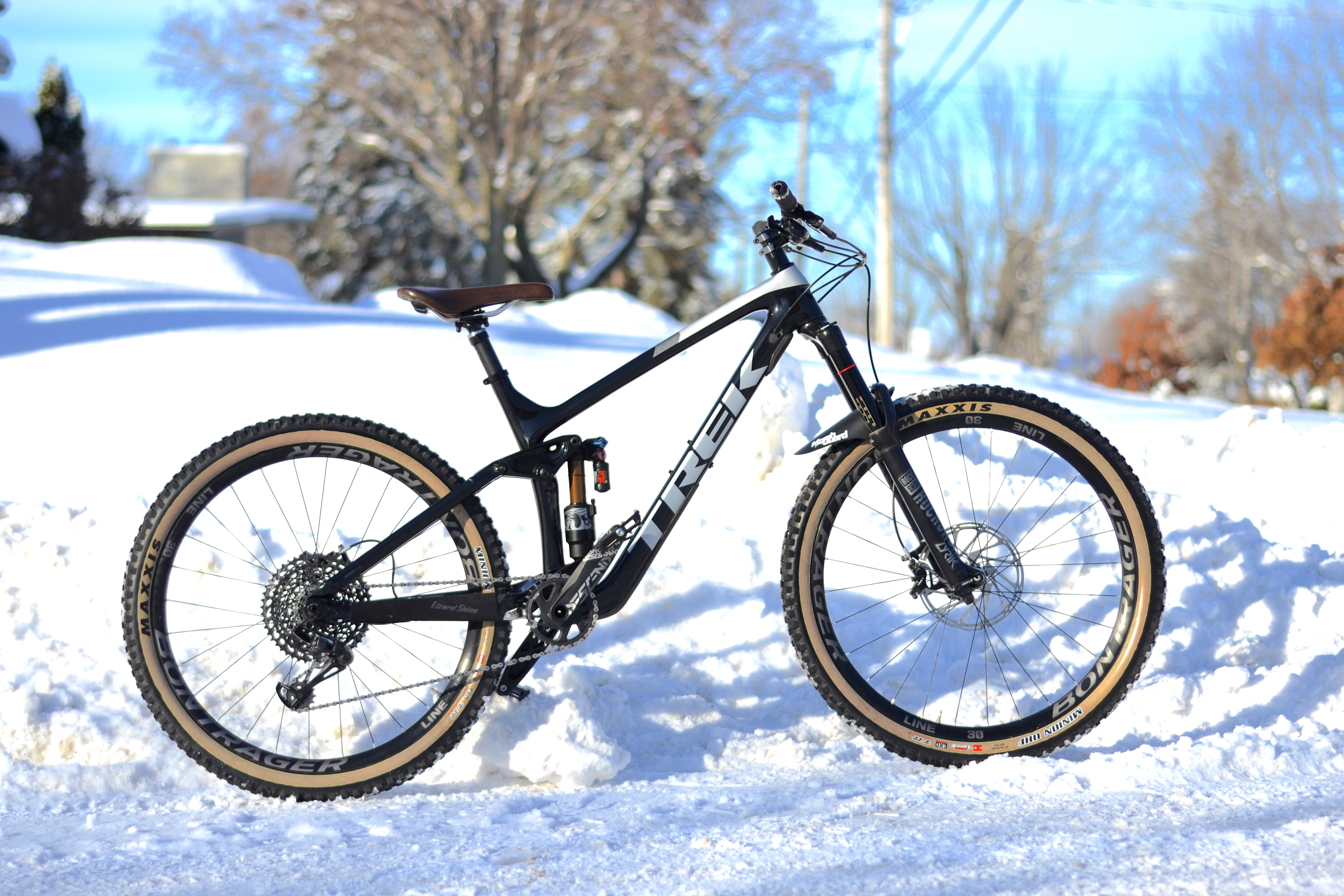 2018 Custom Trek remedy 9.8 - loiic33's Bike Check - Vital MTB