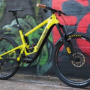 Santa Cruz Heckler - Not So Mellow Yellow